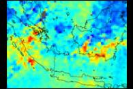 Carbon Monoxide over Indonesia