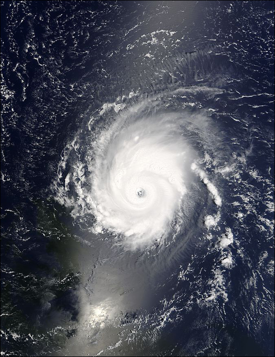 Hurricane Frances