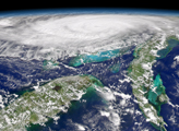 Hurricane Frances - selected image