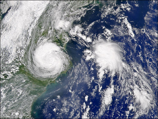Tropical Storm Gaston - related image preview