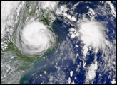 Tropical Storm Gaston - selected image