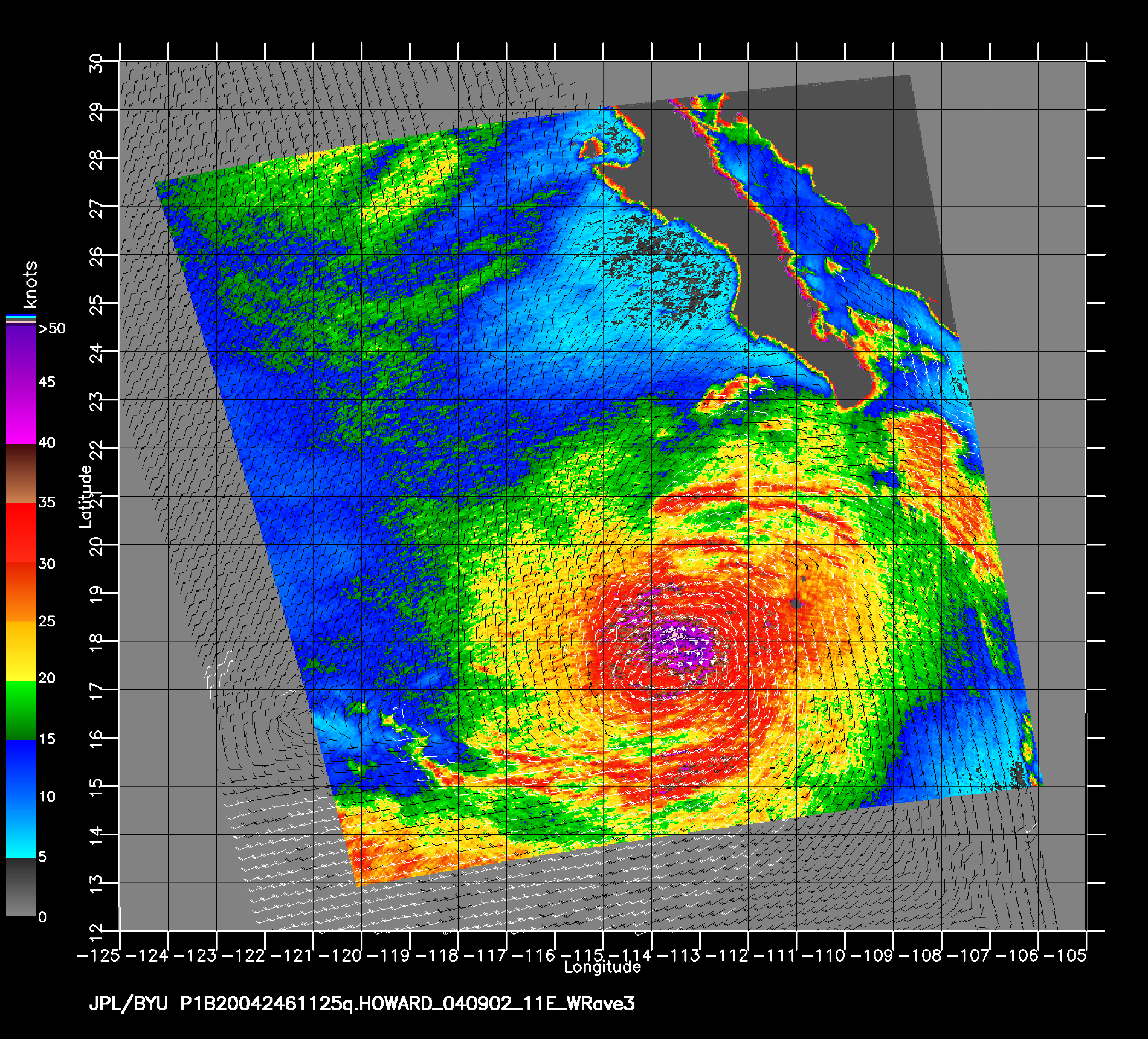 Hurricane Howard - related image preview