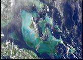 Water Turbidity in the Bahamas