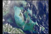 Water Turbidity in the Bahamas