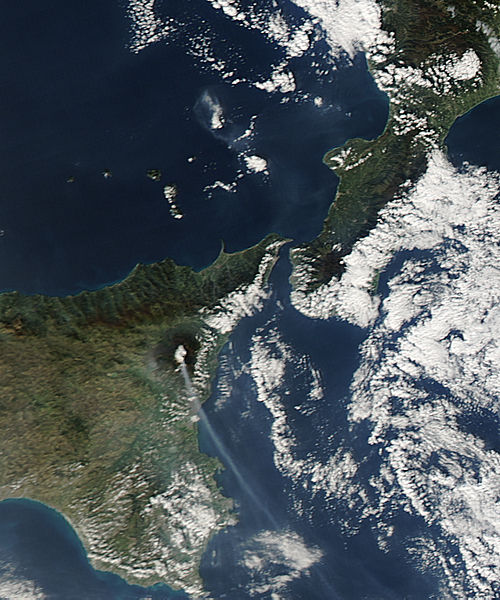 Activity at Mt. Etna and Stromboli - related image preview