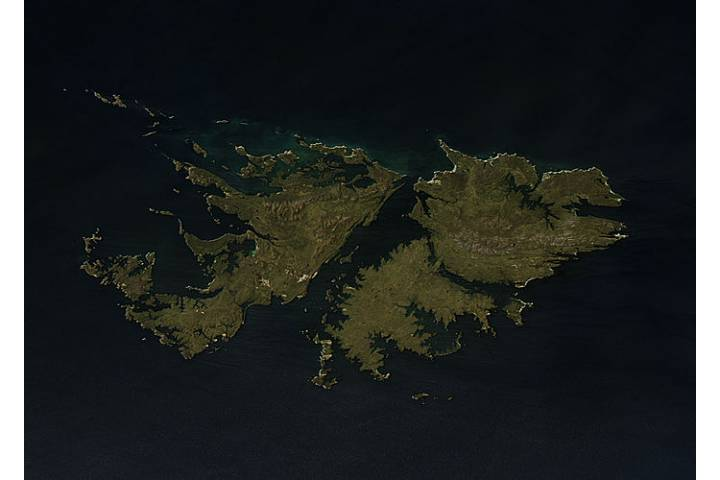 Falkland Islands - selected image