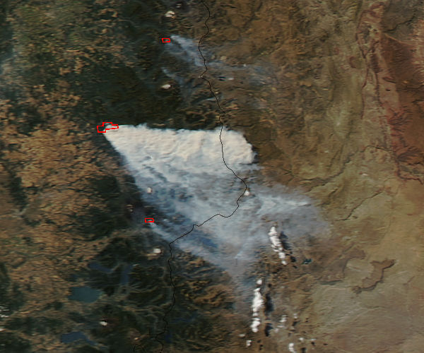 Fires in Chile - related image preview