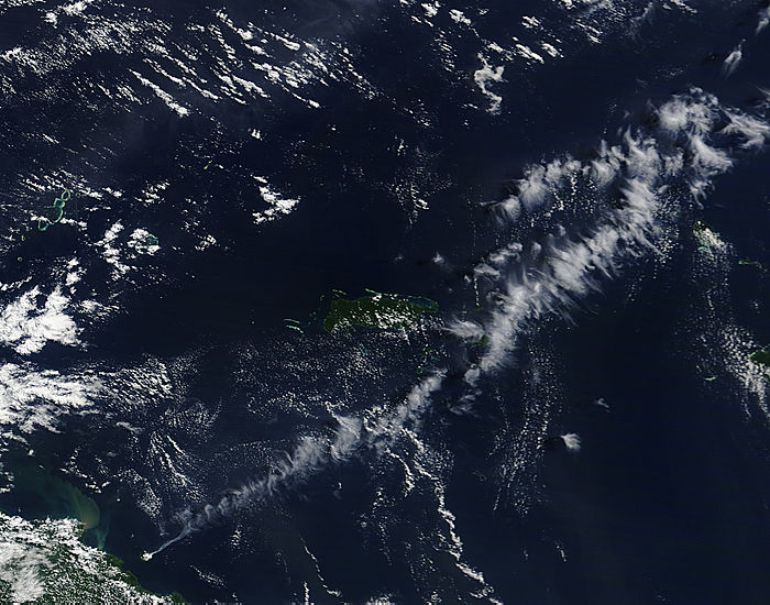 Plume from Manam, Papua New Guinea - related image preview