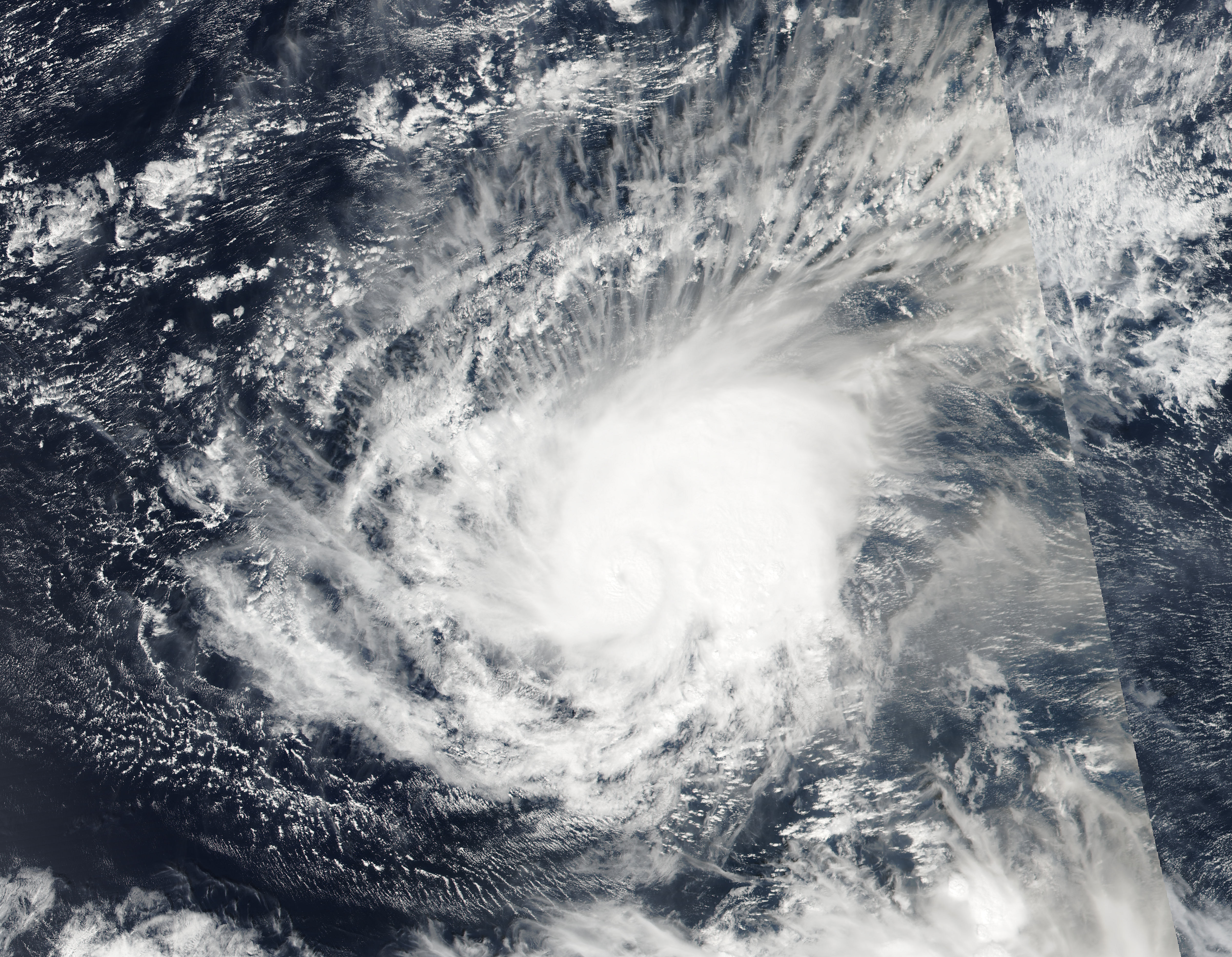 Hurricane Pali (01C) in the central Pacific Ocean - related image preview