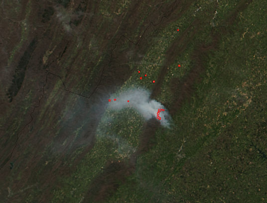 Rocky Mountain Fire, Virginia - related image preview