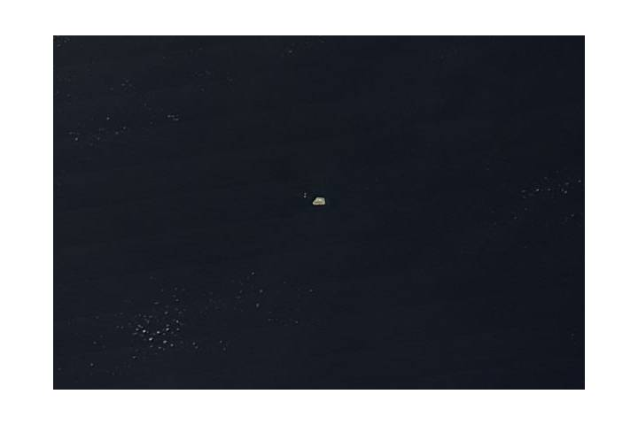 Jarvis Island, central Pacific Ocean - selected image