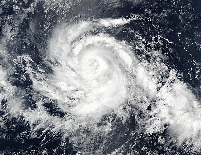 Hurricane Blas (03E) off Mexico - related image preview