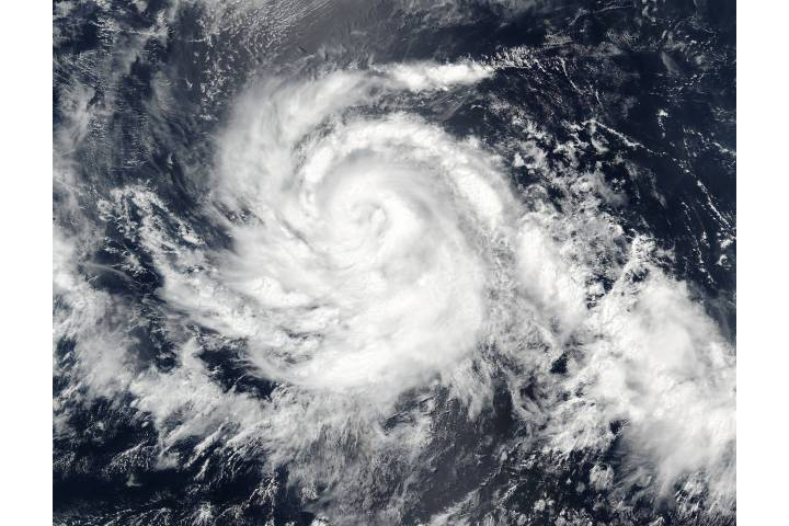 Hurricane Blas (03E) off Mexico - selected image