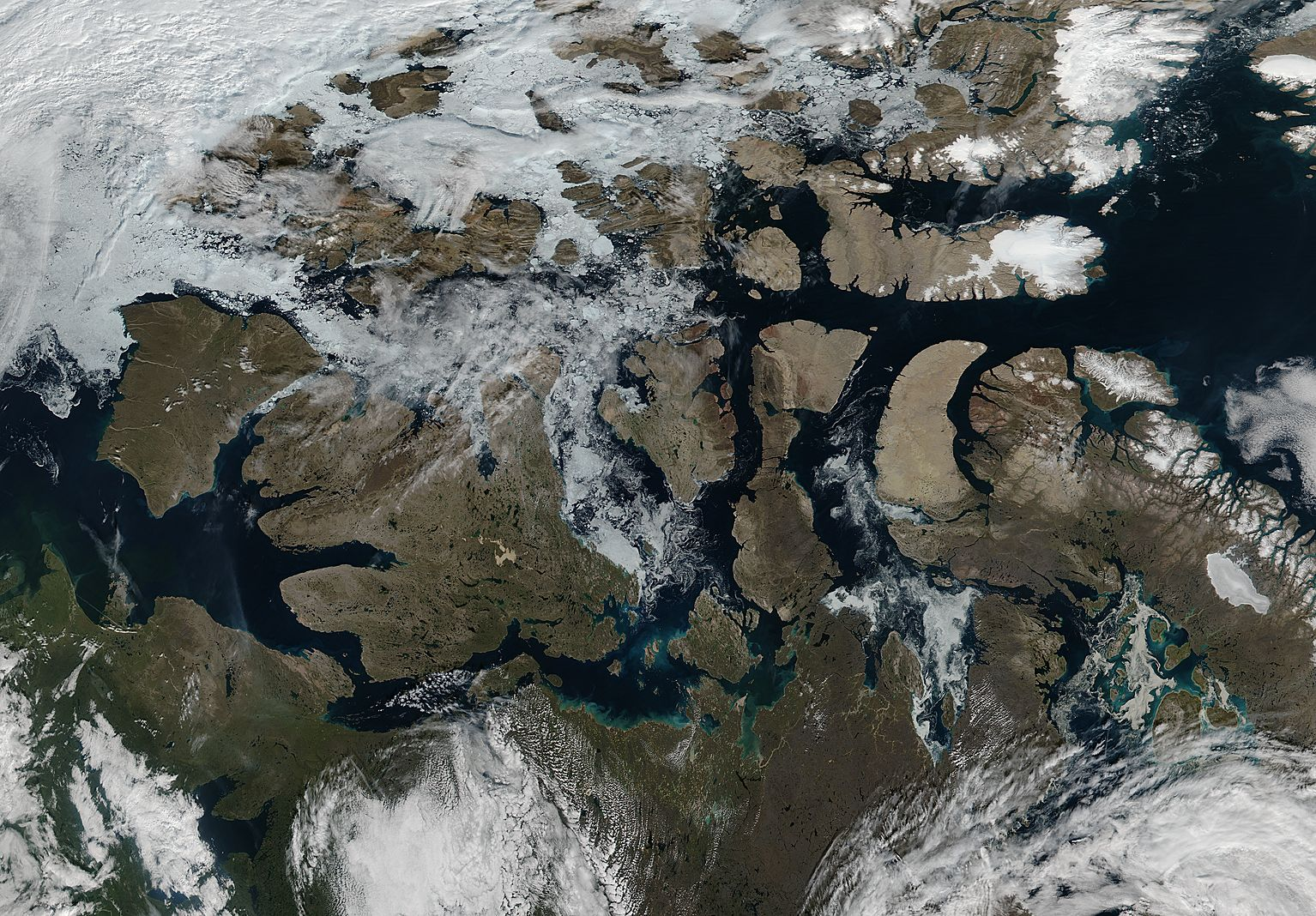 The Northwest Passage - related image preview
