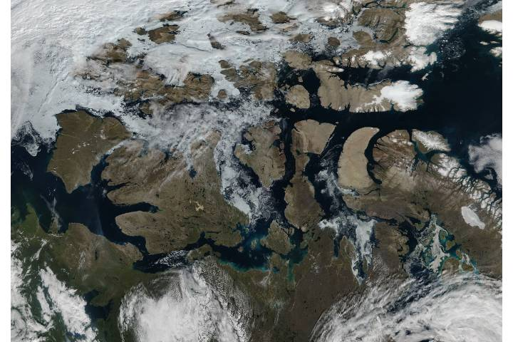 The Northwest Passage - selected image