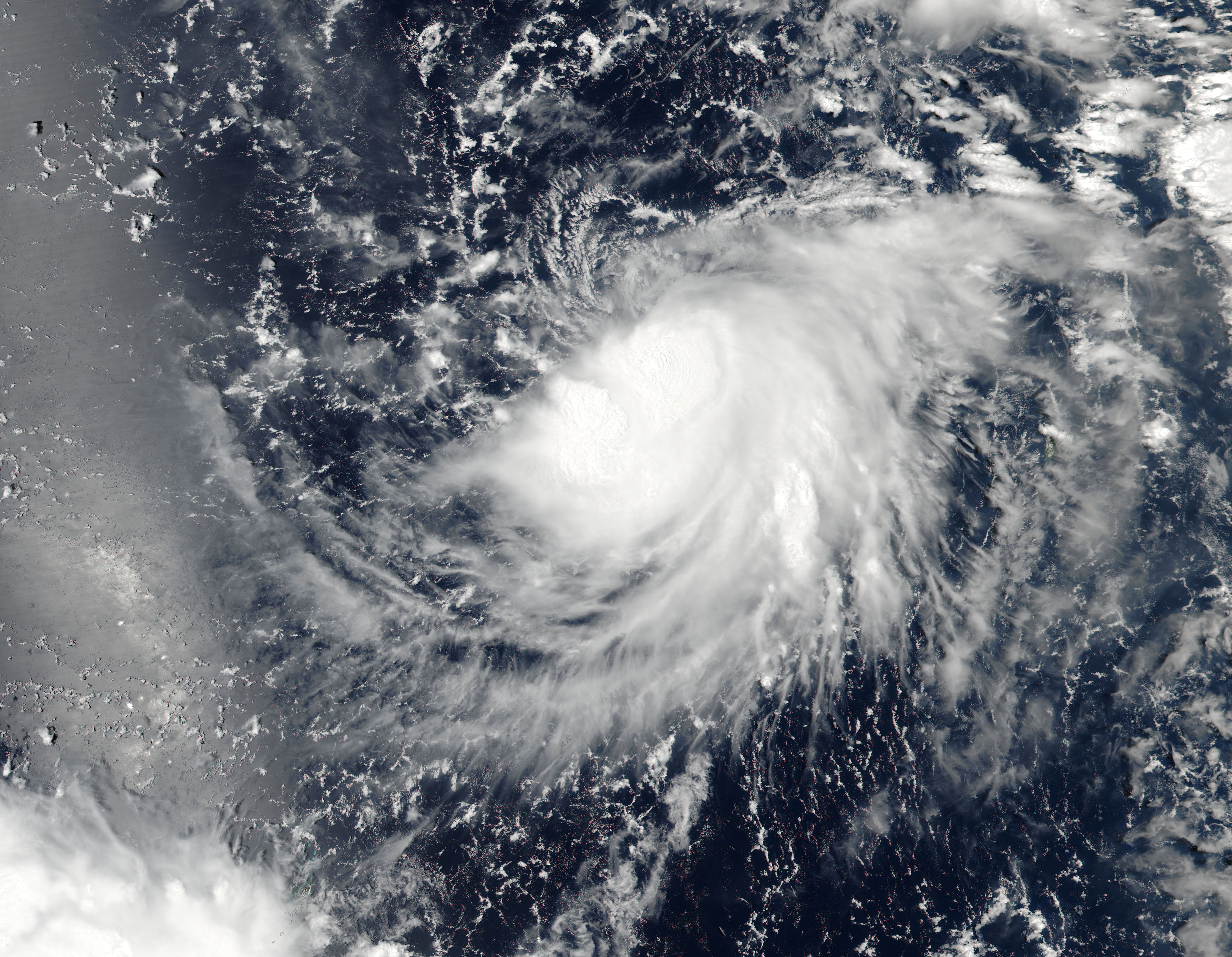 Tropical Storm Meranti (16W) in the western Pacific - related image preview