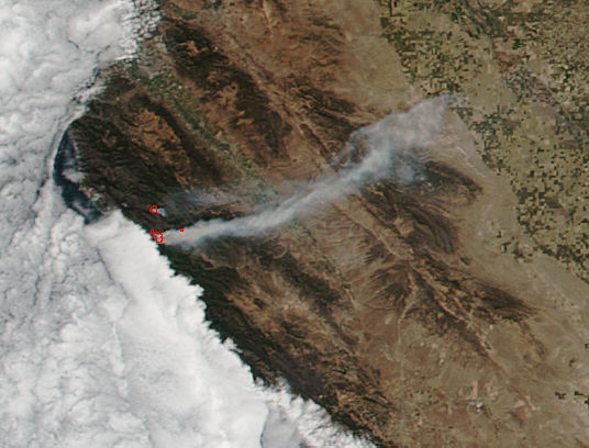 Soberanes Fire, California - related image preview