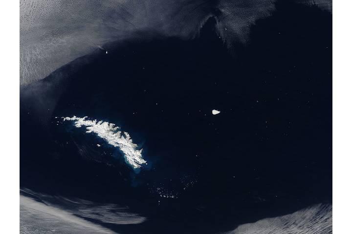 Iceberg A66 off South Georgia - selected image