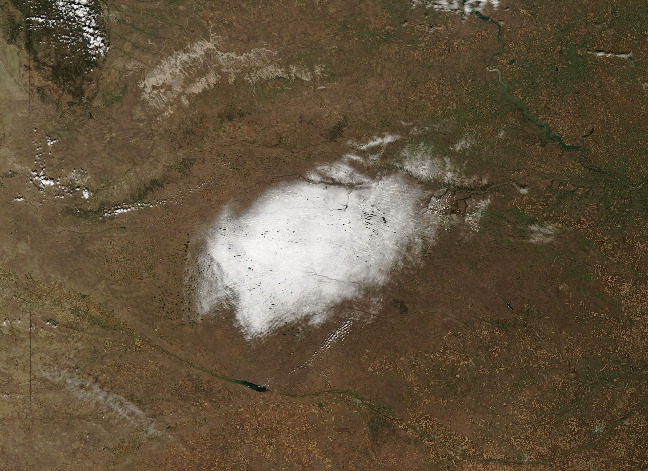 Fall snow in Nebraska - related image preview