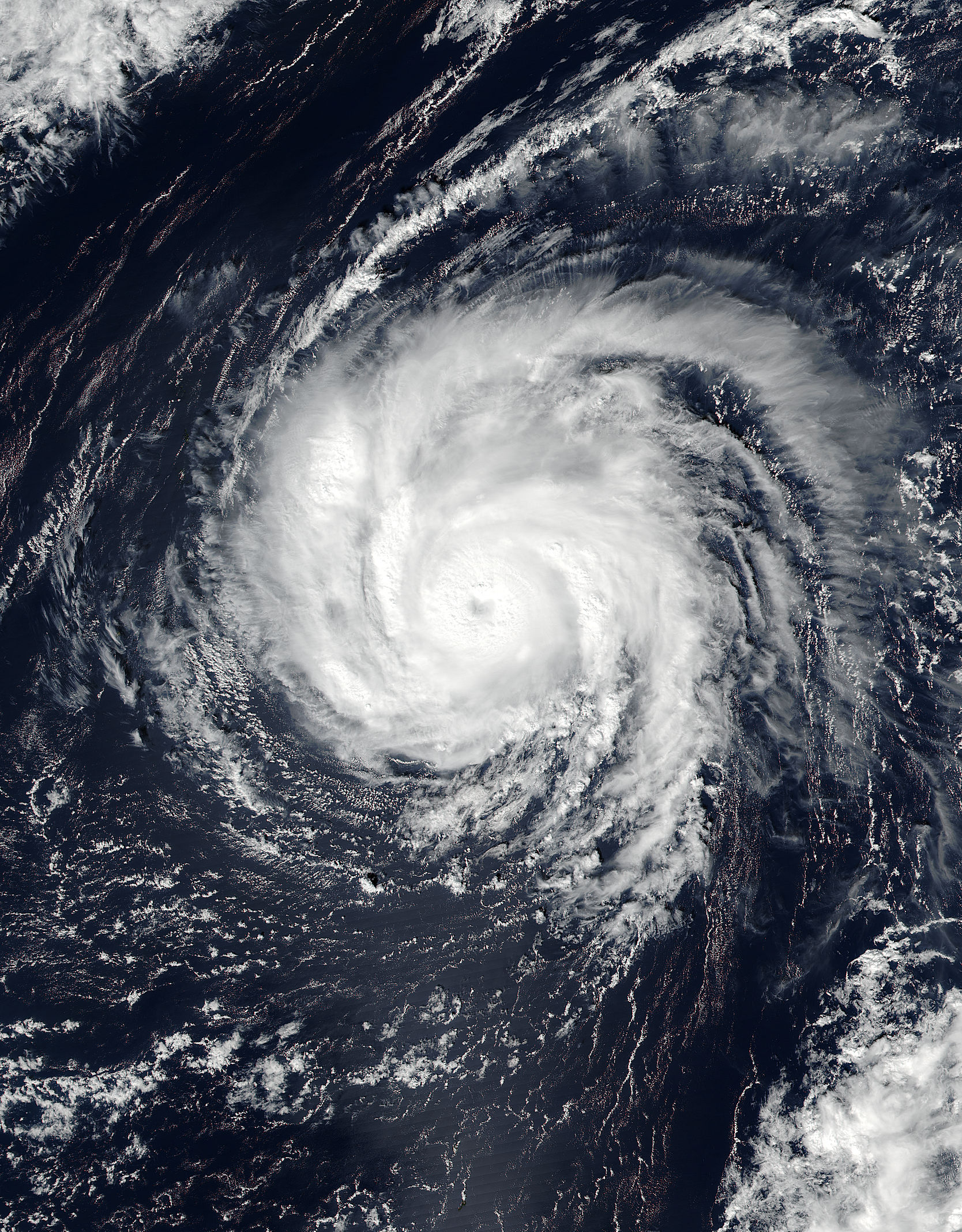 Typhoon Songda (23W) in the western Pacific - related image preview