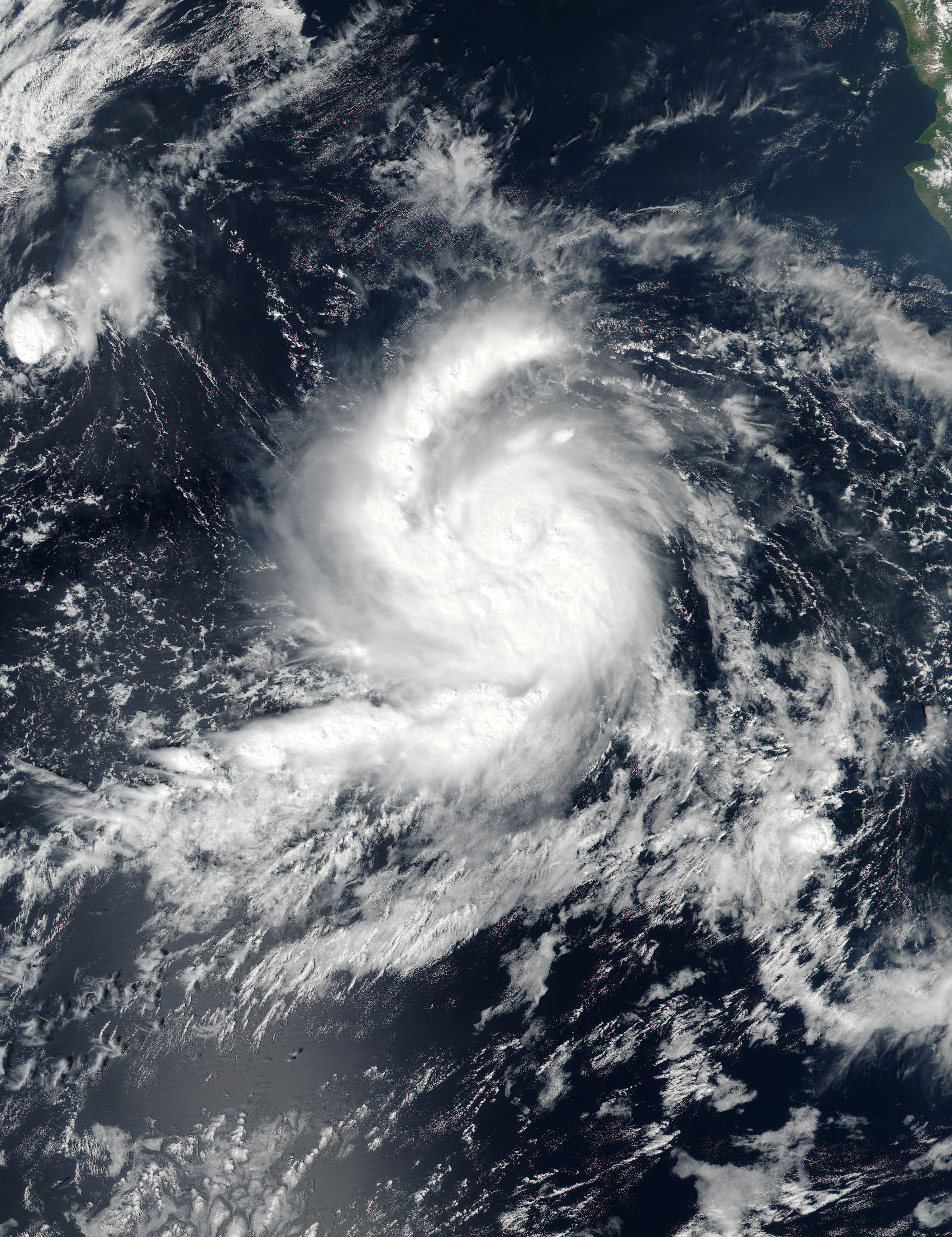Hurricane Seymour (20E) in the eastern Pacific - related image preview