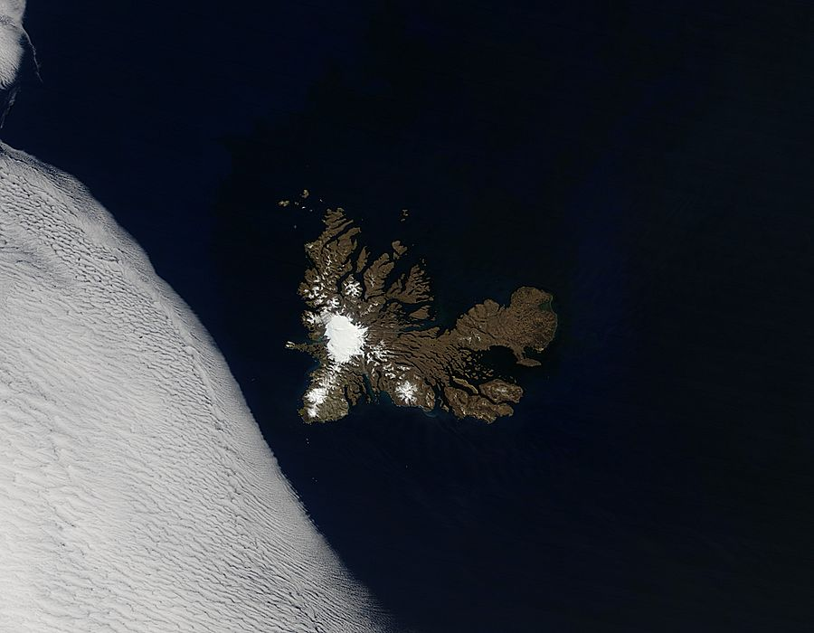 Kerguelen Island, South Indian Ocean - related image preview
