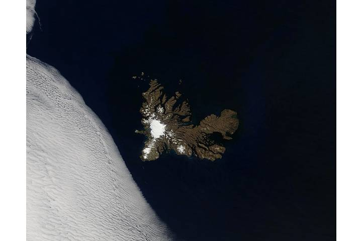 Kerguelen Island, South Indian Ocean - selected image