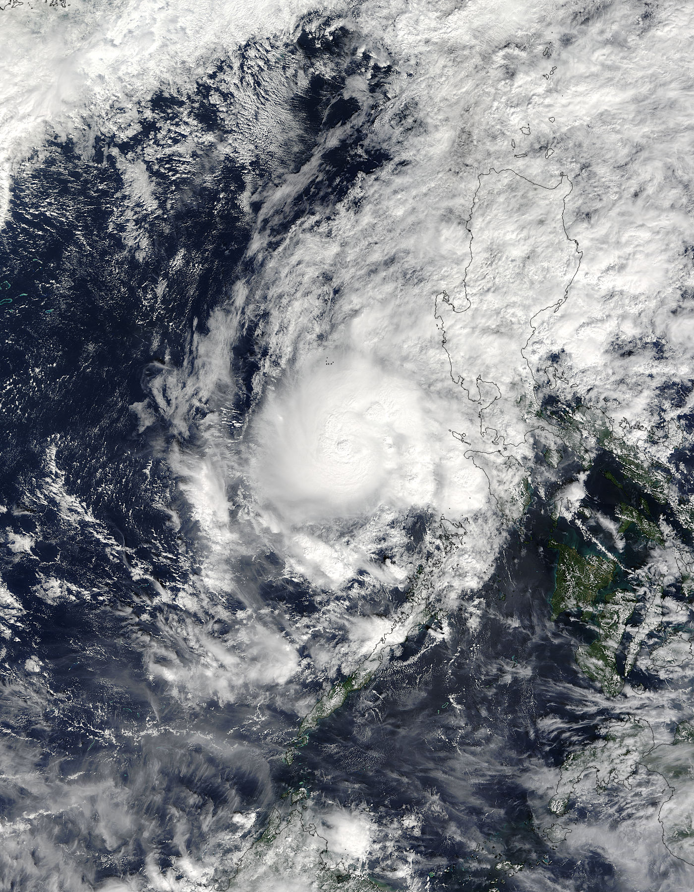 Tropical Storm Tokage (29W) in the South China Sea - related image preview