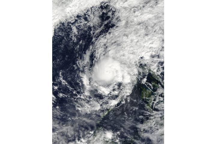 Tropical Storm Tokage (29W) in the South China Sea - selected image