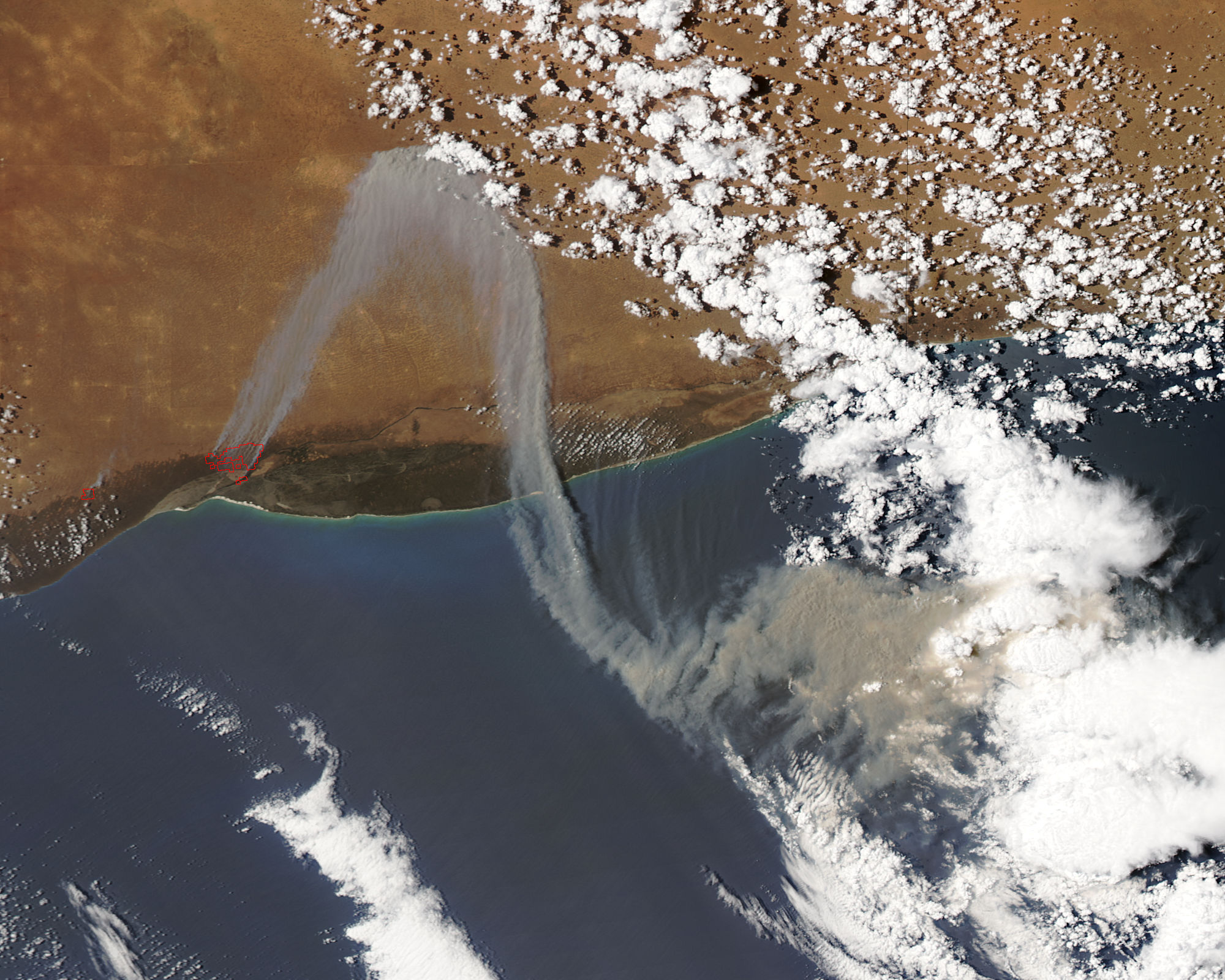 Fires in Western Australia - related image preview