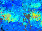 Carbon Monoxide in the Southern Hemisphere - selected image
