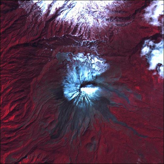 Colima's Long Eruption