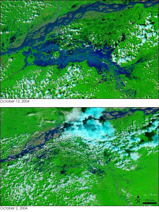 Deadly Floods Sweep Across Northeastern India