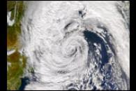 Subtropical Storm Nicole