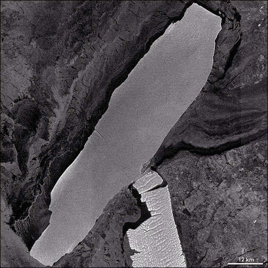 B-15A Iceberg - related image preview