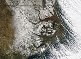 Arctic Blast Chills Eastern United States