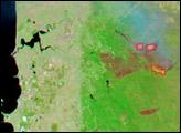 Wildfires Near Perth