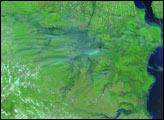 Floods in Southeast Sumatra