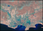 Heavy Rains Flood Pakistan