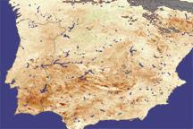 Drought on the Iberian Peninsula