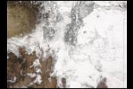Snow in New Mexico