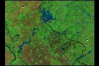 Spring Floods in Central Europe