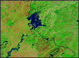 Spring Floods in Central Europe