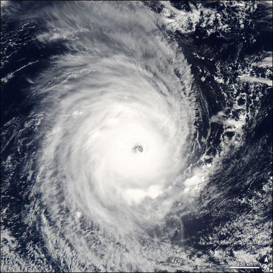Cyclone Adeline-Juliet