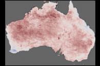 Record Hot April in Australia