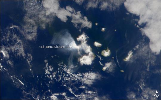 Fernandina Volcano, Galapagos Islands - related image preview