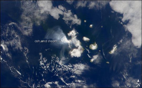 Fernadina Volcano, Galapagos Islands