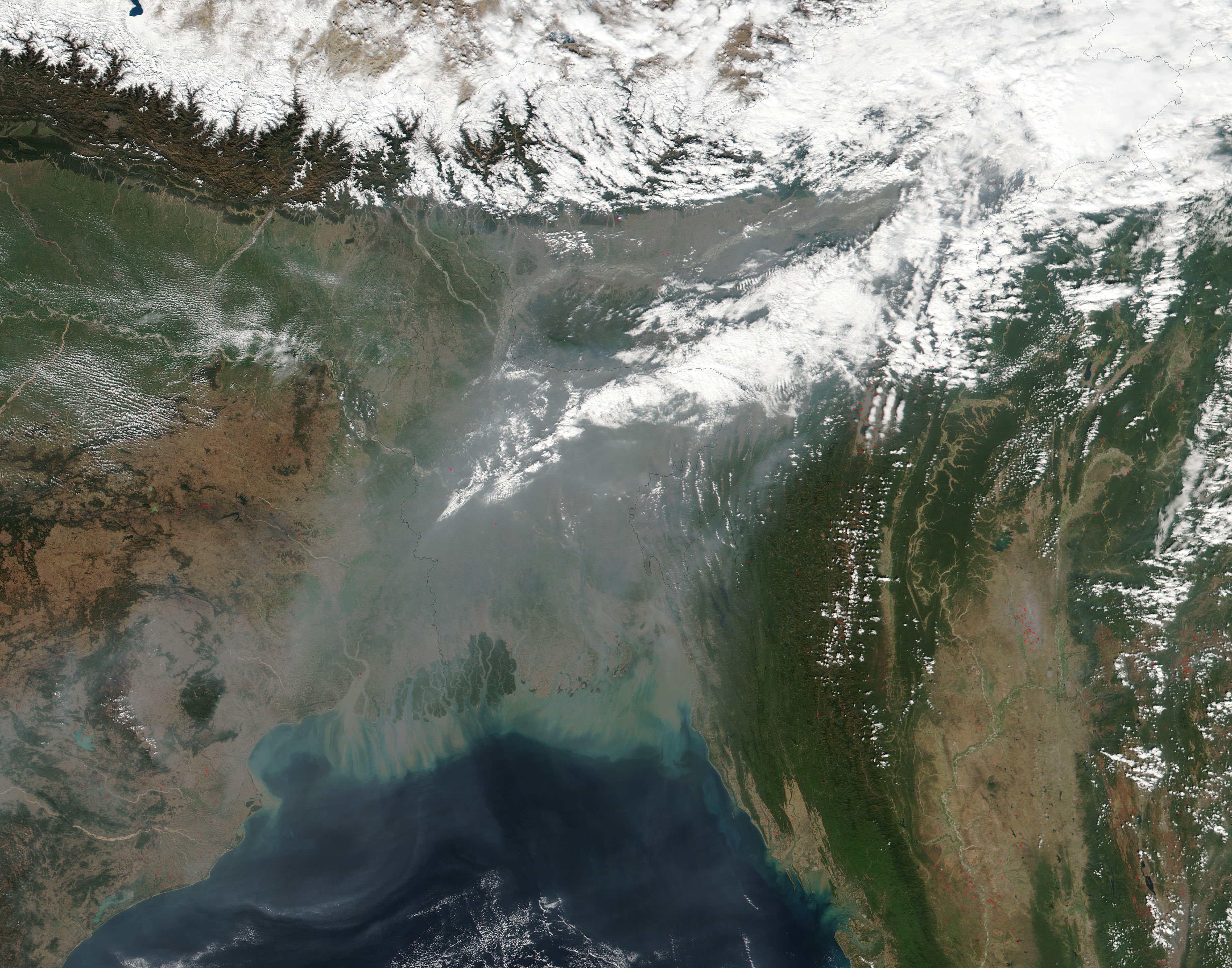 Haze in Bangladesh - related image preview