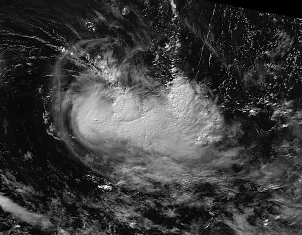 Tropical Cyclone Carlos (04S) in the Indian Ocean (Day/Night Band) - related image preview