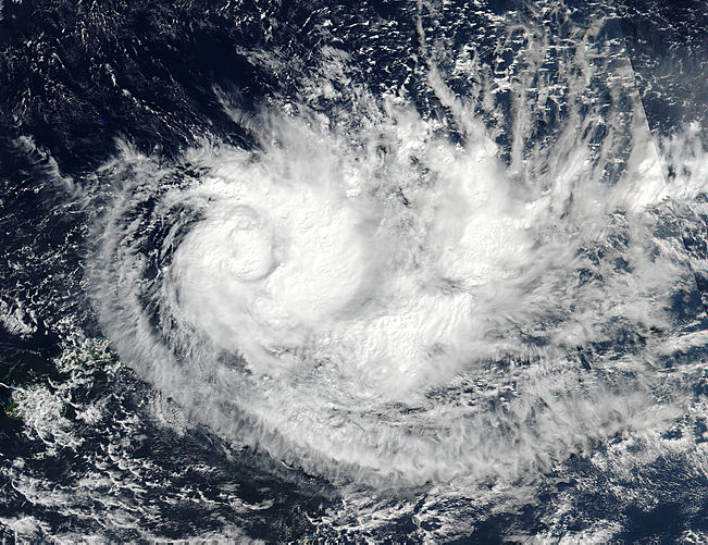 Tropical Cyclone Ella (19P) in the South Pacific - related image preview